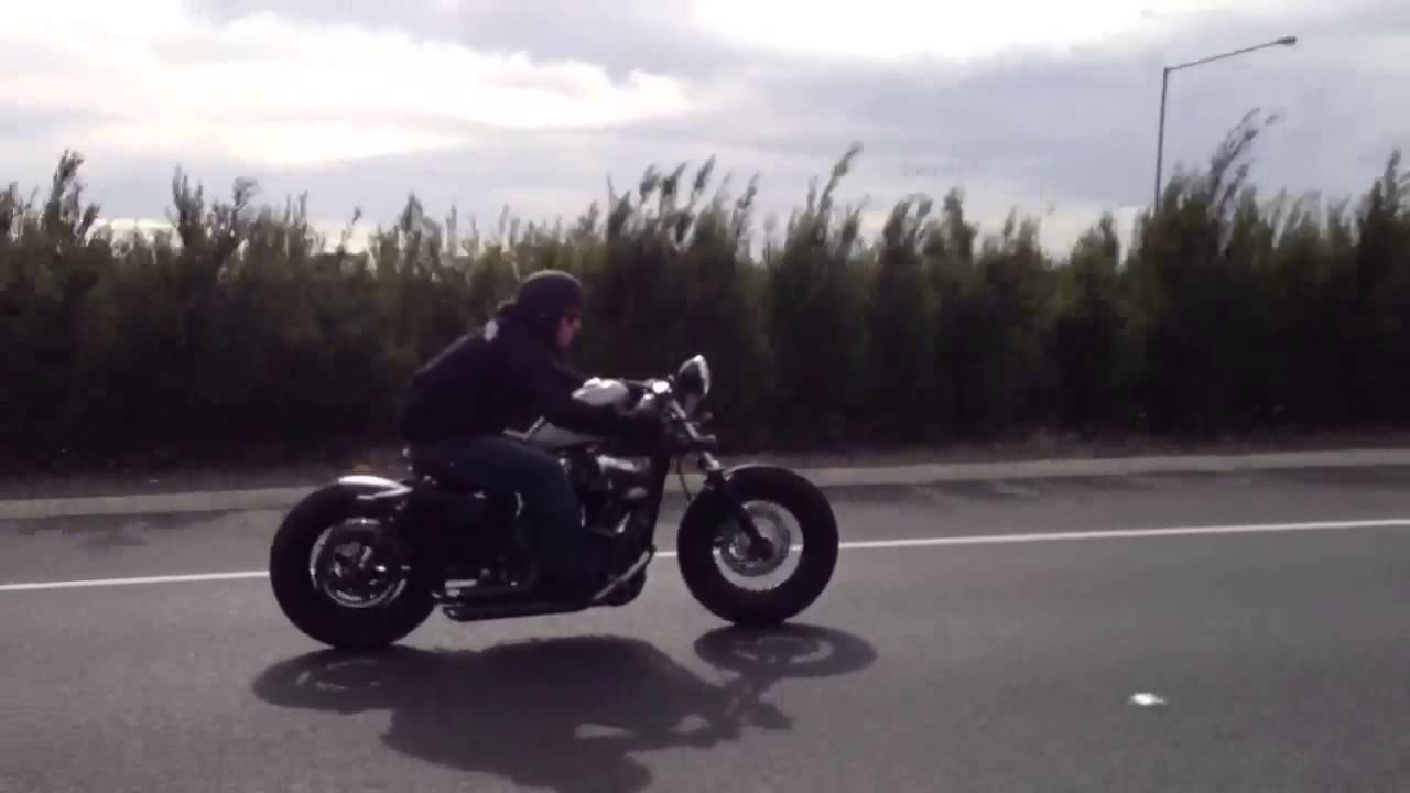 Harley Davidson Custom Forty Eight 48 Youtube