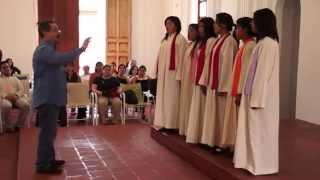 Ave María de Cesar Aleandro Carrillo - Niños Cantores de Villa de Cura