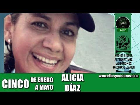 Alicia Díaz González del diario El Financiero y Reforma en Monterrey, NL