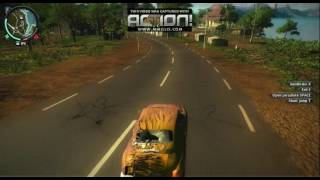 Just cause 2 free roam pc
