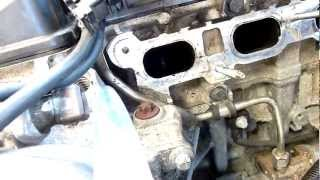 BMW 335 Valve Cleaning N54