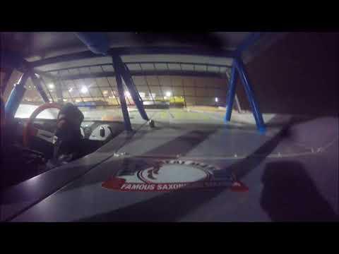 Brett McDonald Feature Lernerville Speedway 7/6/18 In-Car