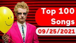 🇺🇸 Top 100 Songs Of The Week (September 25, 2021) | Billboard - billboard top 100 albums 2021
