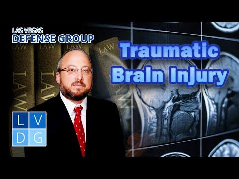 Traumatic Brain Injury? Las Vegas Injury Attorneys Can Help