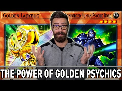 Golden Psychics by Chazz! | YuGiOh Duel Links Mobile & Steam w/ ShadyPenguinn