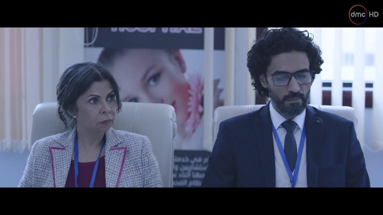 لأعلى سعر - أحمد فهمي يعين زينة مدير جديد للمستشفى وسط ذهول عائلة نيللي كريم