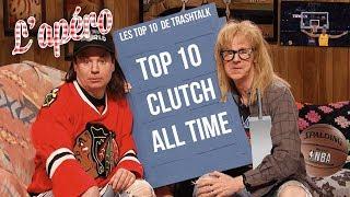 Top 10 joueurs les plus clutch All-Time