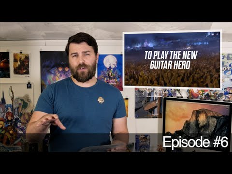Games Lounge - Episode 6