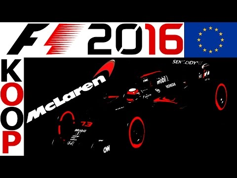 F1 2016 KOOP Saison 1 #8 – Baku, Europa GP – Lets Play Formel 1 2016 Gameplay German | CSW