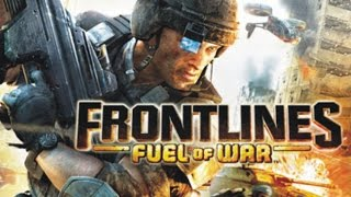 Frontlines Fuel of War - Xbox 360 - gameplay