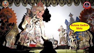 Kresno Ngamuk Dadi Buto Gedi, Semar Ngembari Dewa Kayangan