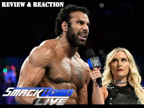WWE Smackdown LIVE 4/18/17 Review & Results :: Jinder Mahal WINS a WWE Championship Shot!??
