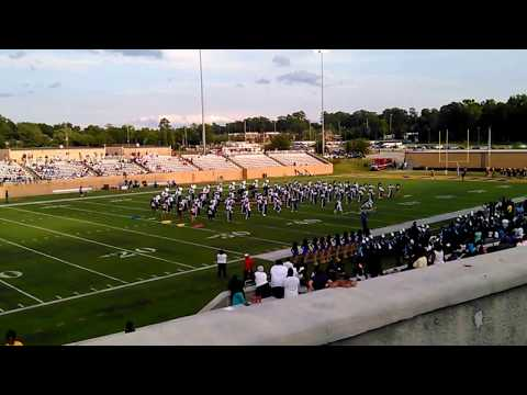 Benedict College Band 2017 Palmetto Capital City Classic