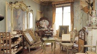 Un appartement inoccupé depuis 1942 a été découvert à Paris thumbnail