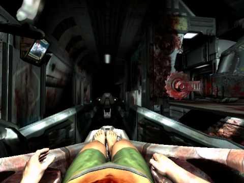 Quake 4 - Horror Scene