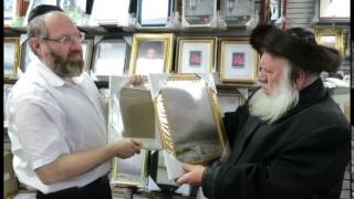 Dee Voch Features Garbitsh Truck Purim Rebbe (trailer) Happy Purim