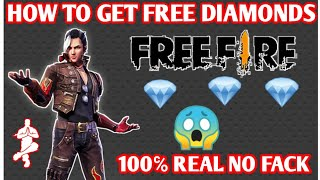HOW TO GET FREE DIAMOND'S IN FREE FIRE || HOW TO GET FREE EMOTE IN FREE FIRE 100% REAL NO HACK