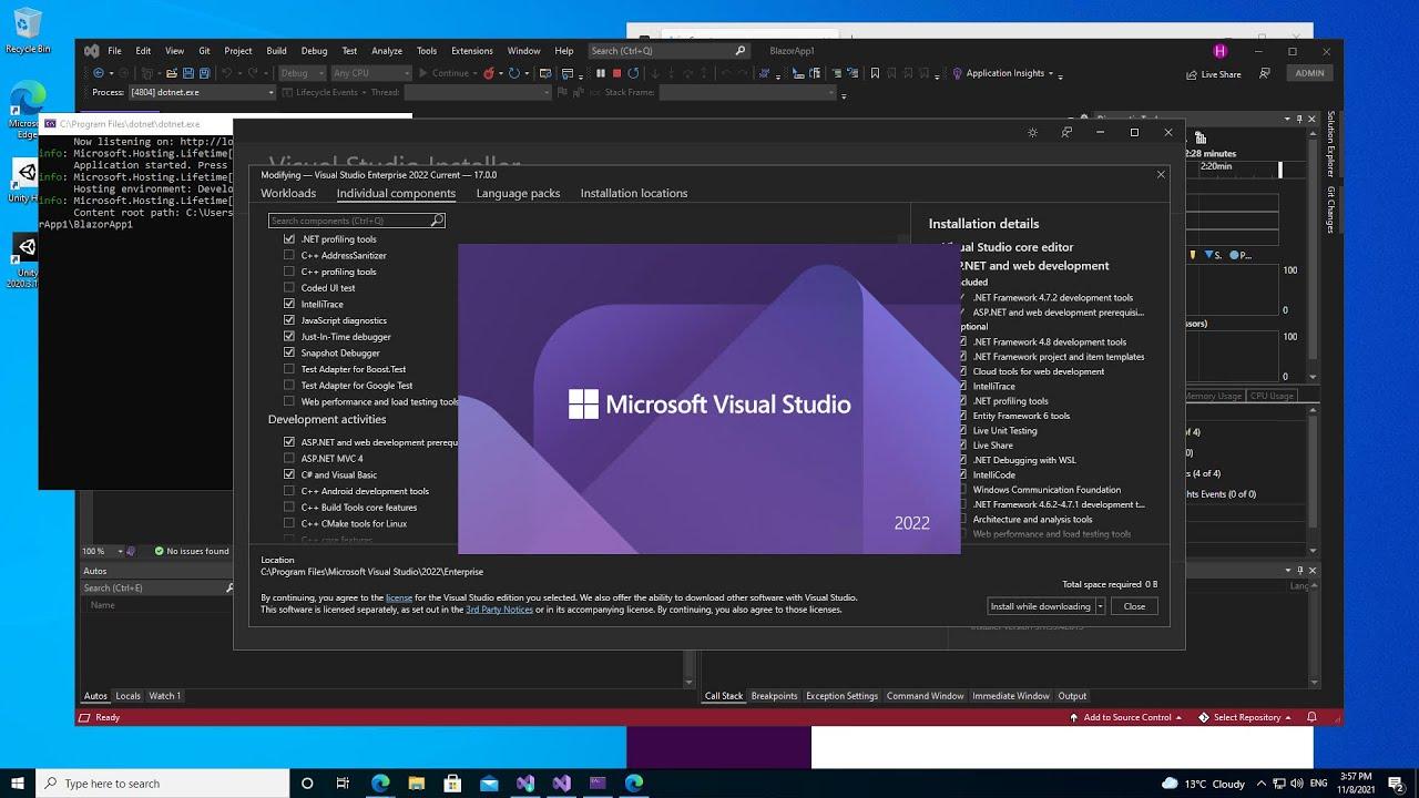 Visual Studio 2022 | Download & Installation