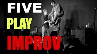 5 Play - Improv Comedy Shows