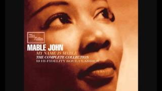 Mable John - Take me
