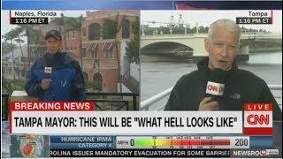 LIVE: Hurricane Irma SLAMS Florida, Landfall, Storm Surge VIDEO footage latest updates HD 11/9/2017