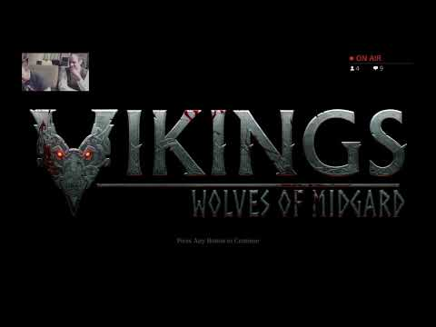 Couch Co-op - Vikings: Wolves of Midgard