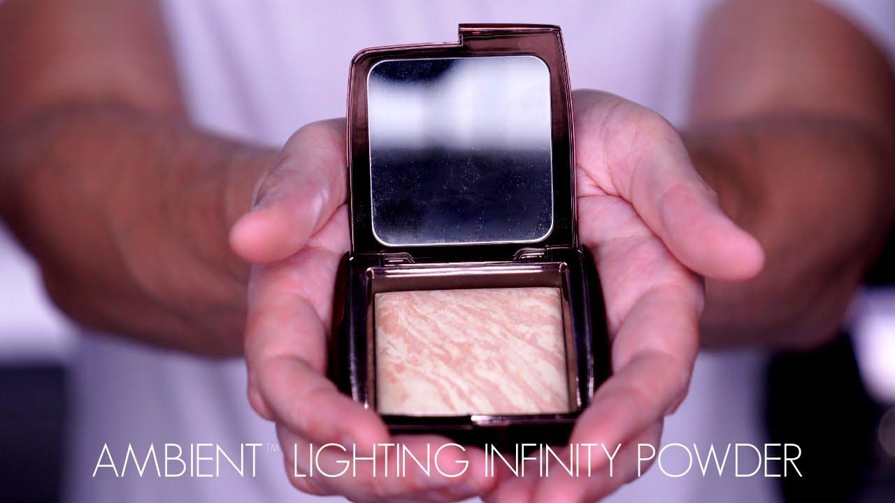 HOURGLASS AMBIENT LIGHTING INFINITY POWDER