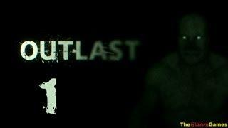 Прохождение Outlast - Часть 1 (Начинаем строить дом) 18+