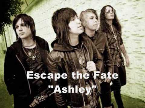 Escape the Fate - Ashley w/ lyrics