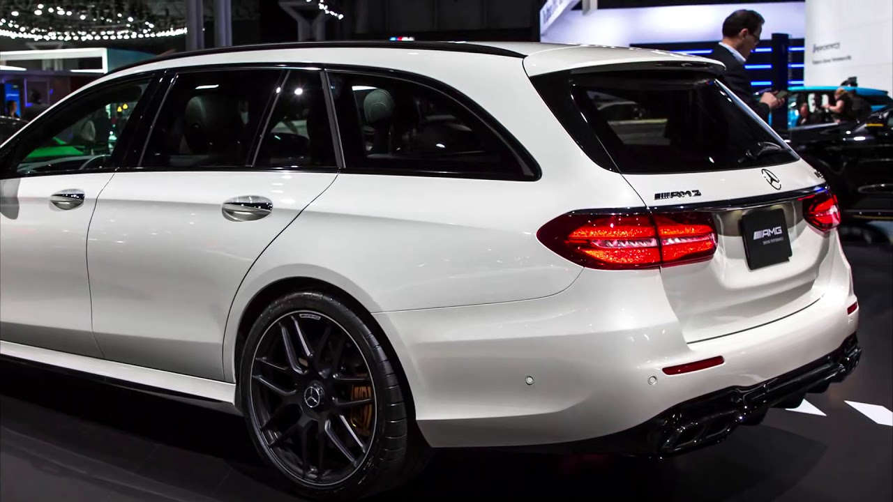 Watch Now 2018 Mercedes Amg E63 S Wagon Price For Sale Youtube