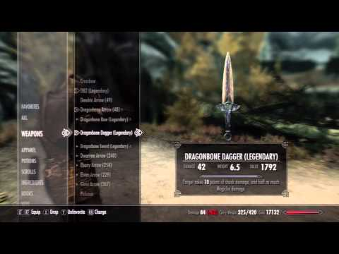 Skyrim Dawnguard DLC Walkthrough/Let's Play - Vampire Lord Questline Ep.1 |