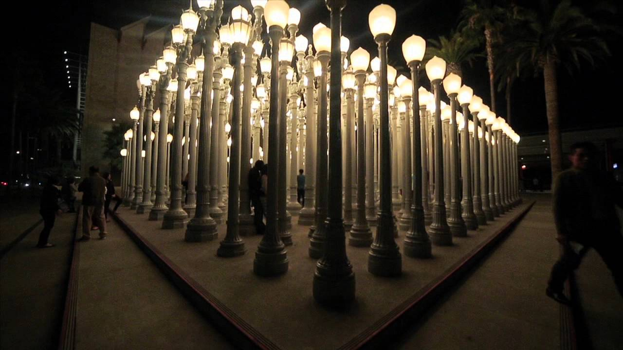 CHRIS BURDEN : URBAN LIGHT   YouTube