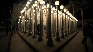 CHRIS BURDEN : URBAN LIGHT