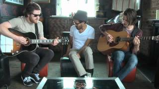 """ATP! Acoustic Session: Manchester Orchestra - """"Simple Math"""""""