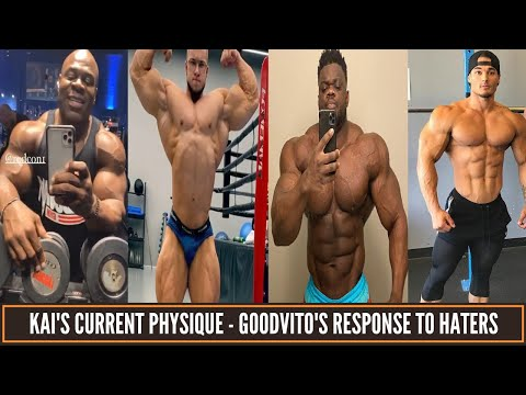 Can Kai Greene still crack top 3 at 45 ? Goodvito's response - Can Jeremy buendia reclaim the title?