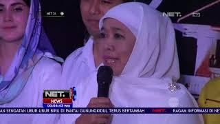 Deklarasi Kemenangan Khofifah-Emil -NET24