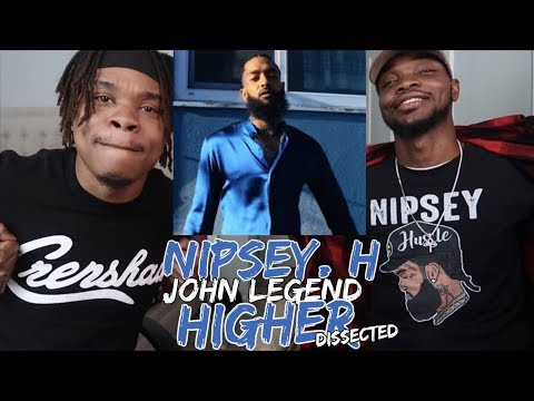 DJ Khaled – Higher ft. Nipsey Hussle, John Legend – REACTION/DISSECTED