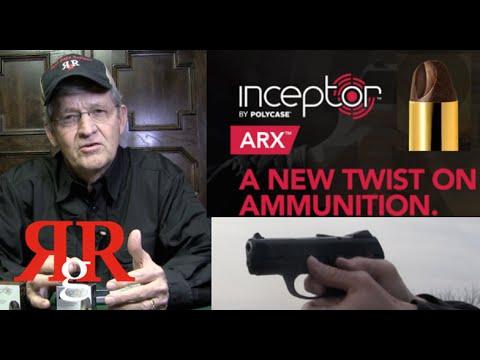 Polycase Inceptor ARX - Defensive Round