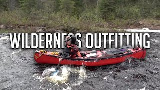 Outfitting for a Solo Wilderness Whitewater Adventure - Spray Skirt & Airbag Install