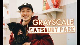 grayscale at catsbury park in asbury park nj • 121717