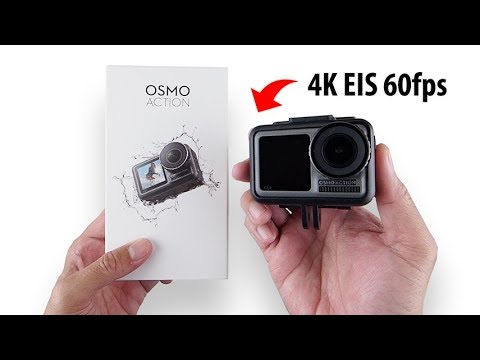 5jt-an.. DJI OSMO ACTION Indonesia, 4K EIS 60fps, Slowmo 200fps