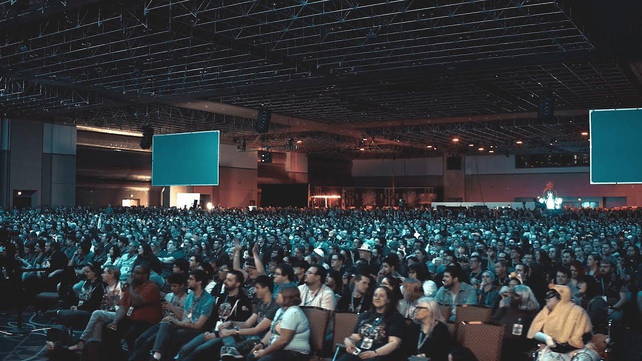 FINAL FANTASY XIV at Fan Festival 2018 in Las Vegas