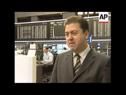 WRAP Stock markets across Europe react to Obama victory