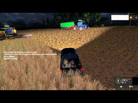 Farming Simulator Online // Cooperativa Argentina // # 2
