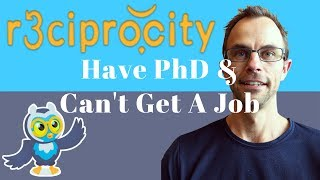 PhD Job Market: I Have A PhD And Can