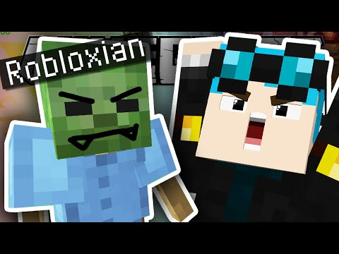 Minecraft | MINECRAFT VS. ROBLOX!! | Super Minecraft Maker #5