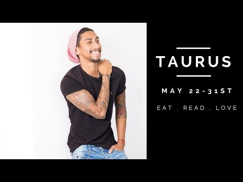 """TAURUS  SOULMATE """"GOING IN A GOOD DIRECTION"""" MAY 21 31 WEEKLY LOVE TAROT READING"""