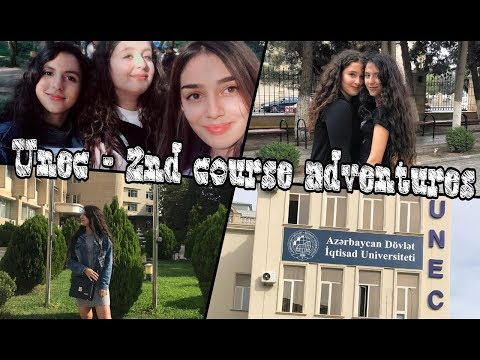 UNEC/ADIU - 2nd Course Adventures | Azerbaijan State Economic University