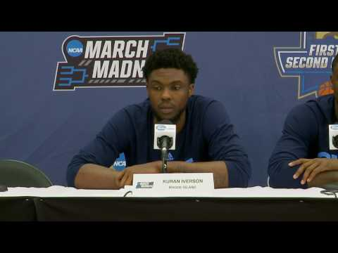 News Conference: Rhode Island First Round Preview
