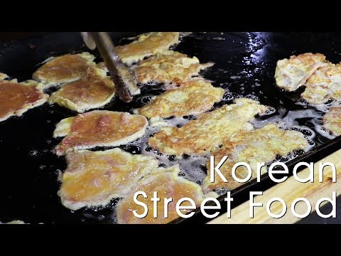 KOREAN STREET FOOD - Jeonju